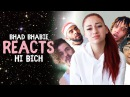 Danielle Bregoli reacts to BHAD BHABIE Hi Bich / Whachu Know roasts and reaction vids