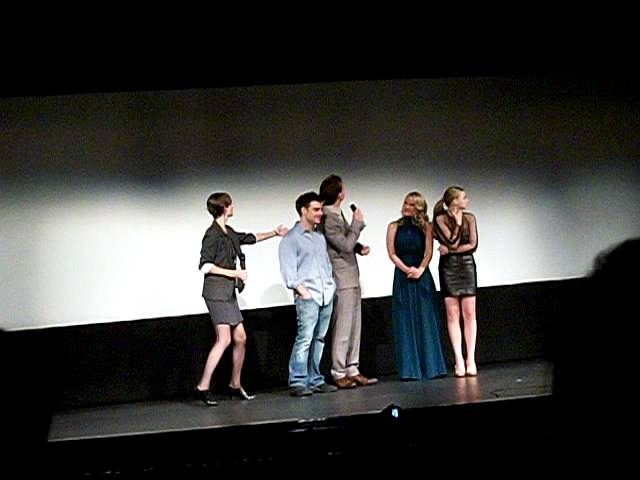 Q A after Premiere of Hick at TIFF Sept. 10, 2011 *spoilers*