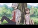 Грустный аниме клип: В лес где мерцают светлячки.