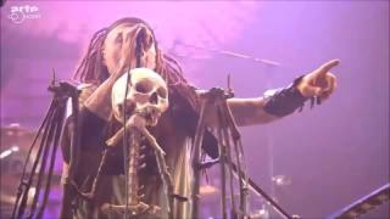 MINISTRY - N.W.O. (LIVE IN WACKEN, GERMANY)