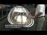 Resin Infusion Demo - Carbon Fiber Kayak