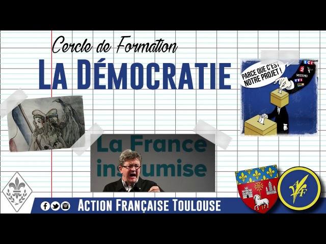 Toulouse Cercle sur la démocratie