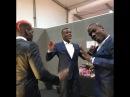 Братья Погба очень круто танцуют на MTV Ema London 2017. POGBANCE