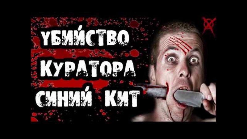 Страшилки на ночь - УБИЙСТВО КУРАТОРА - Страшные истории