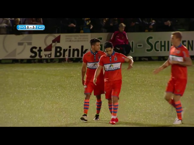 DVS Ermelovs PEC Zwolle KNVB Beker 21 09 2016 raport 1080p