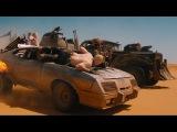 Лайфхак как взбодрить двигатель авто  Безумный Макс Дорога ярости (2015) сцена...