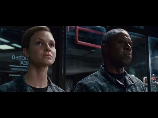 Серебряный Сёрфер рассказывает про Галактус | Фантастическая Четверка 2 (2007)