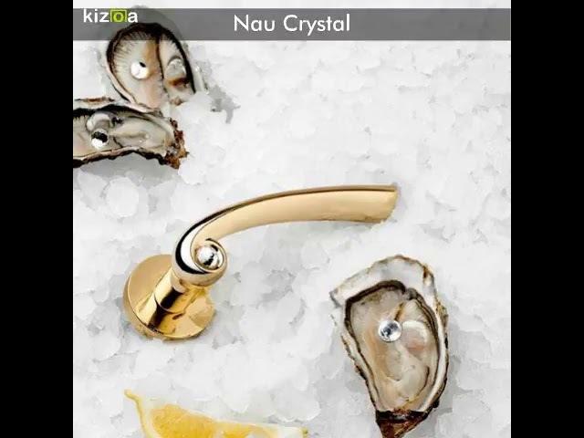 Swarovski Crystal Door and Window Handles Banater Eisen