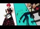 トップモデル、ナターシャ・ポーリーがアニメガールに変身! Vogue Japan