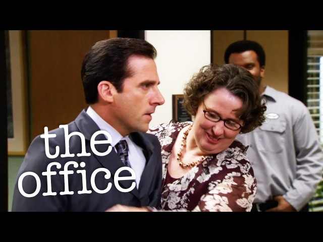 Accidental Cross-Dressing - The Office US