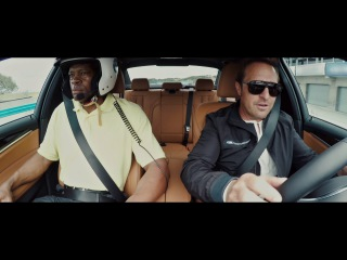 BMW Hot Lap Pitch: Xavier Clemons pitches the Credit Card Shaver