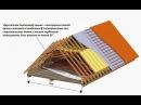 Строительство крыши пошагово поймут все Монтаж обрешетки металлопрофиля Серия №17