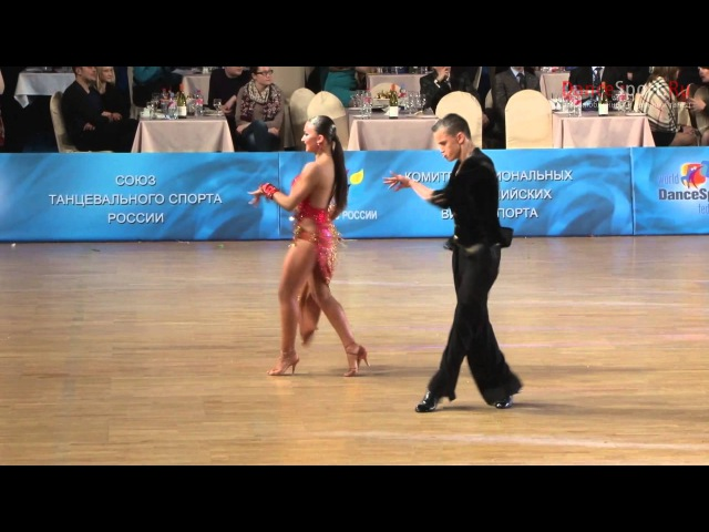 Leonid Tishkin - Ekaterina Sharanova, Final Jive