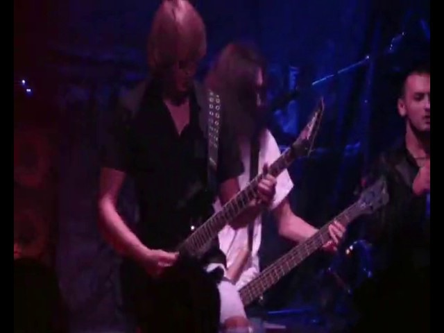 Terran - live club Rock House 2011(part 2)
