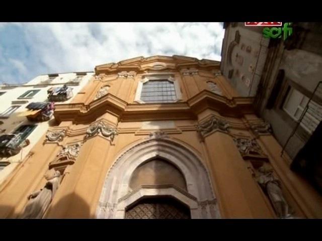 Города подземелья Древние руины римской империи в современном Неаполе
