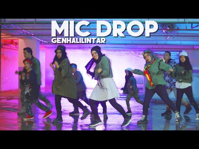 BTS(방탄소년단) - MIC Drop - Gen Halilintar (Cover) (Steve Aoki Remix) 11 KIDSMom