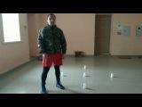 Упражнение:Игра Ног/Exercise: The game Leg.