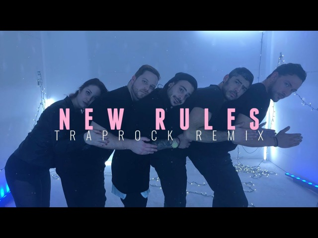 Dua Lipa - New Rules [TrapRock Remix] NEW 2017 ERA 9
