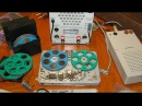 Диктофон Яхта-1М / Явiр-1 - Yacht-1M - Tape Recorder. Replica Nagra SNST