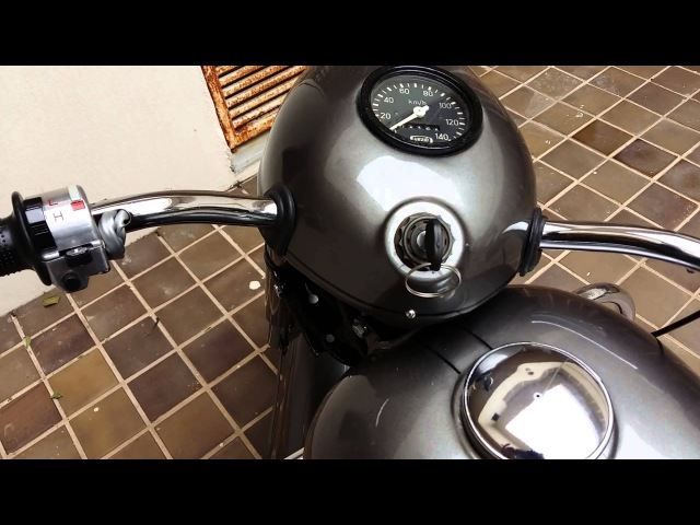 JAWA 250 fully restored to showroom condition