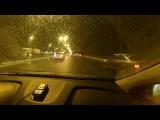 Из за чего пробка  на Киевском шоссе ?