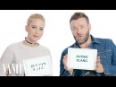Jennifer Lawrence and Joel Edgerton Teach Kentucky and Aussie Slang | Vanity Fair