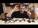 очки с видеокамерой скрытая камера 8 часов непрерывной HD записи Glasses Camera Spy Camera