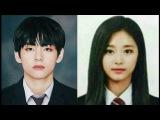 BTS V Taehyung ♡ TWICE Tzuyu │쯔위에게 쓰는 편지Taehyung's letter to Tzuyu