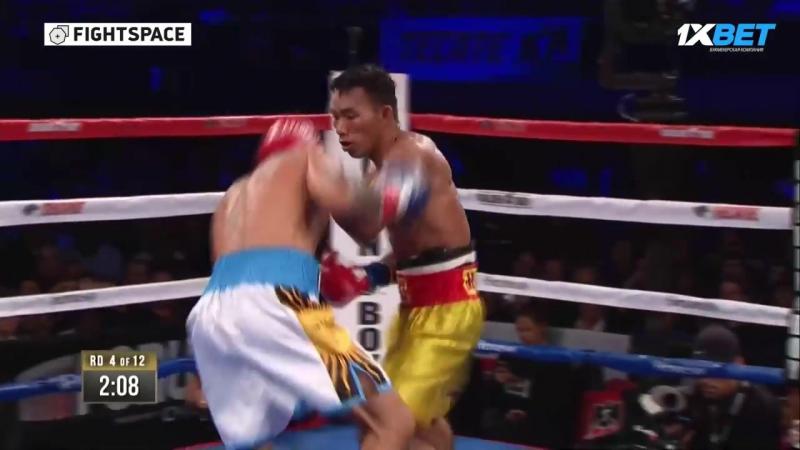 Лукас Матиссе - Тева Кирам за титул WBA 27 января 2018