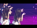 Fancam 직캠 유니티 UNI T 예빈 TING 2018 03 03 UNI T FANMEETING 블루스퀘어 아이마켓홀