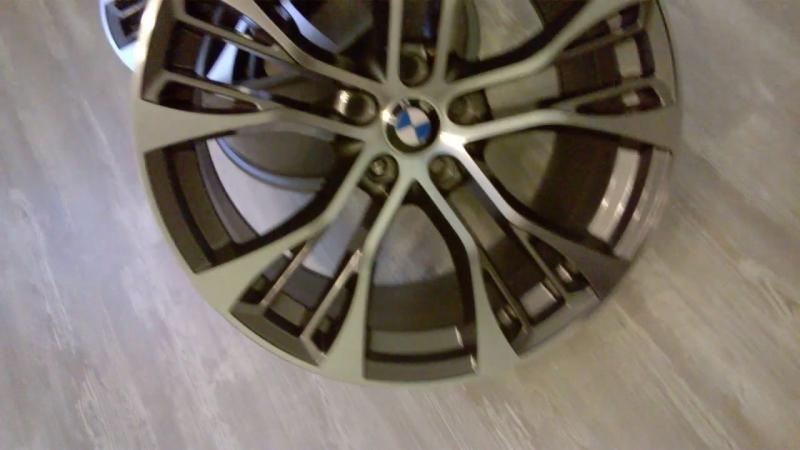 BMW X5 X6 R20 разноширокие