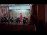 танец Де Спа Сито школа исскуств Ермолино
