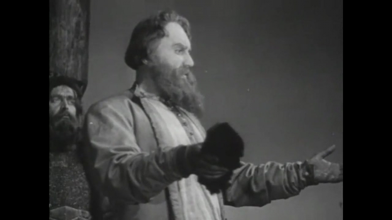 «Минин и Пожарский» (1939) - исторический, реж. Всеволод Пудовкин, Михаил Доллер
