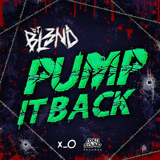 DJ BL3ND альбом Pump It Back