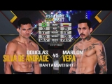 UFC FIGHT NIGHT 125 Douglas Silva De Andrade vs. Marlon Vera