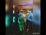 Шаманский танец с сыном) на мой ДР. 17.12.17