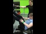 Тренировка ног X-Fit 300-8