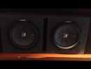Saturday Nice Day Video Of At Fry's Subwoofers Demo MP4