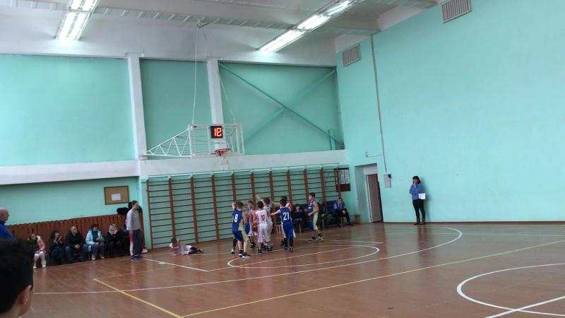 20.01.18 Баскетбол. Юноши 2008. Богородское - Сергиев Посад (13