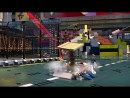 LEGO Ninjago Movie Video Game Ninja-gility Vignette