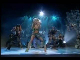 Britney Spears - I'm a slave for you (live MTV VMA 2001)  ЛУЧШИЙ В МИРЕ ТАНЕЦ)