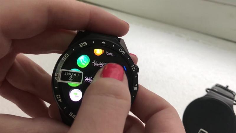 Смарт-часы KingWear (KW88, KW98, KW99)