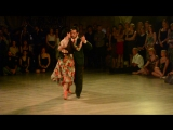 Fernando Galera и Aurora Lubiz на  Russian Tango Congress 2017 - 1-4 Percal
