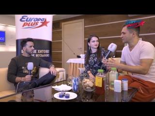 Илья и Вики встретились в Luis Fonsi! Смотри интервью!
