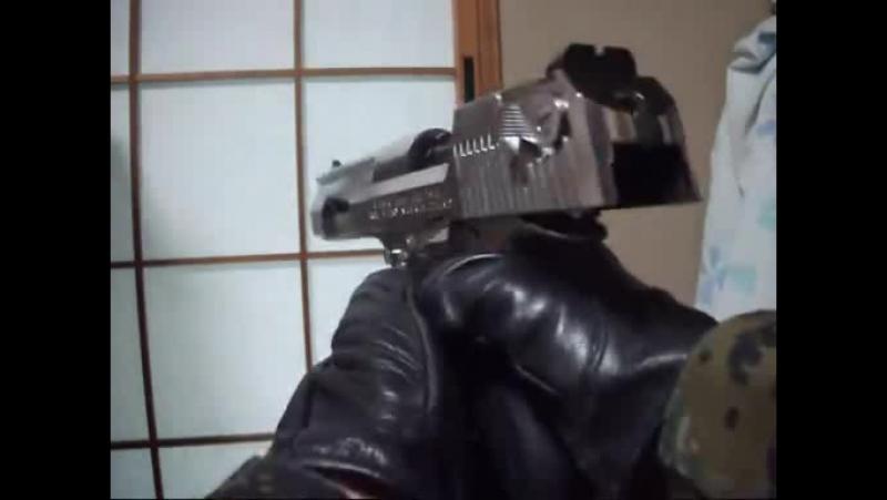 I Tried Playing Senbon Zakura With Airguns