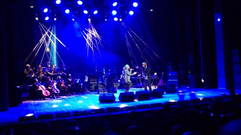 Дворкины на концерте Энигма(Andru Donalds) 26.11.2017г