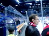 Раскатка перед матчем в Казани