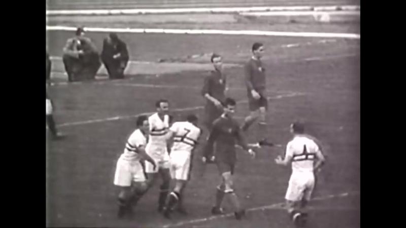 Csehszlovákia-Magyarország _ 1-5 _ 1953. 10. 04 _ MLSZ TV Archív
