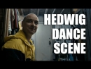 Танец Хэдвига/ Макэвоя  James McAvoy   из Сплит