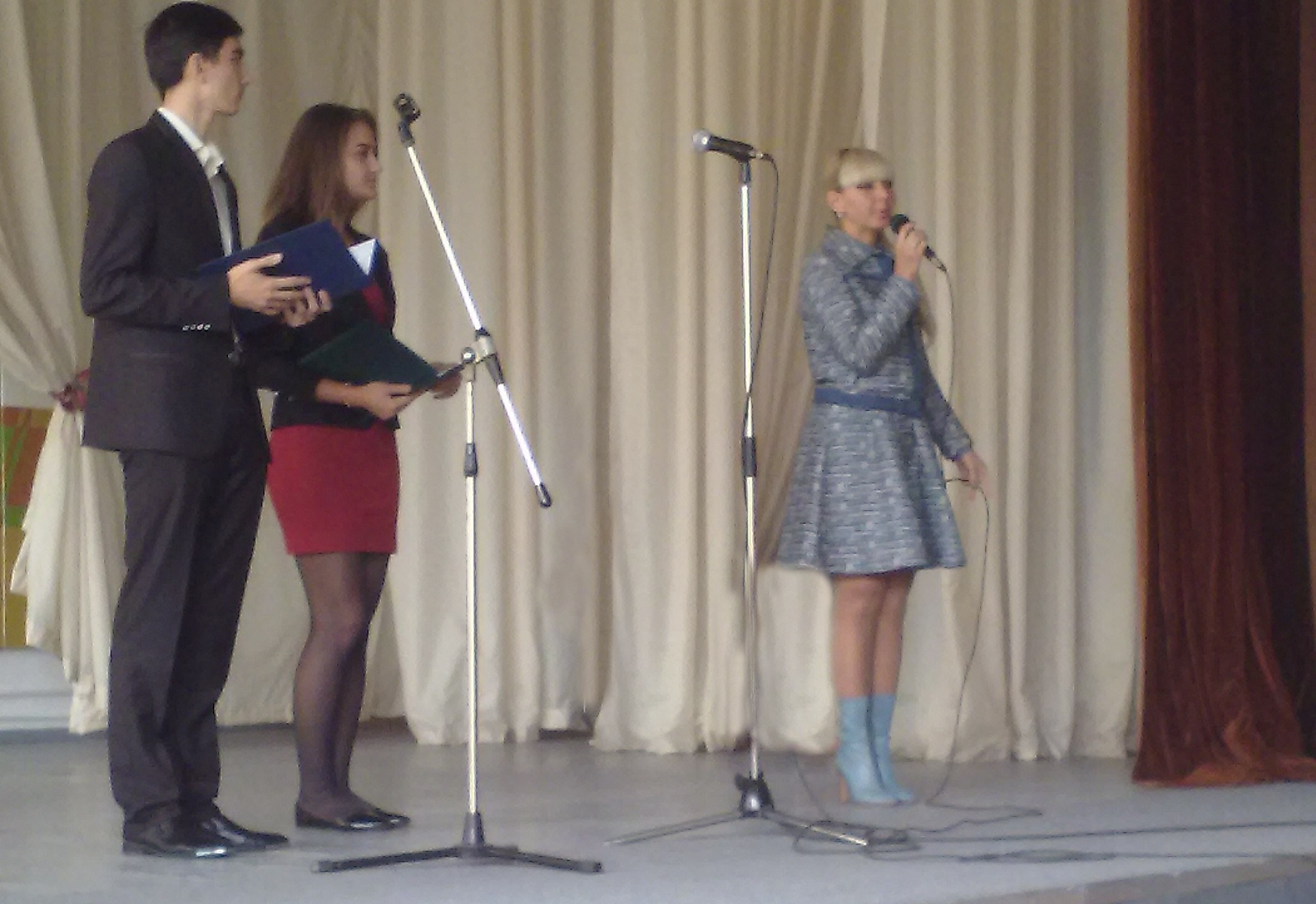 День учителя в ГОУ СПО «Тираспольском техникуме информатики и права»